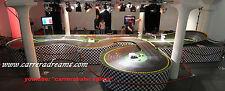 Riesige Carrerabahn,30 meter lang,6 Spuren,computergesteuerte Zeitmessung(Bepfe)