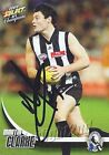 ✺Signed✺ 2009 COLLINGWOOD MAGPIES AFL Card MARTIN CLARKE