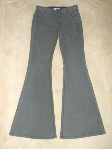 Womens Free People Pull On Bell Bottom Jeans 27 Bl
