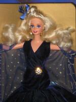 Mattel 1995 Limited Edition Society Style Collection Sapphire Dream Barbie First in a Series Toys