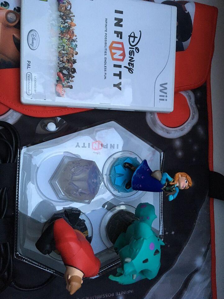 Disney infinity, Wii