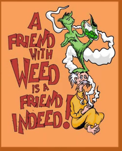 Details about www Marijuana is my Friend dot Com URL Domain Website Name  for Sale Funny Name!