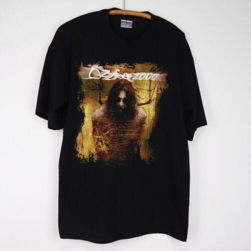 Vintage 2000 The Ozzfest Shirt
