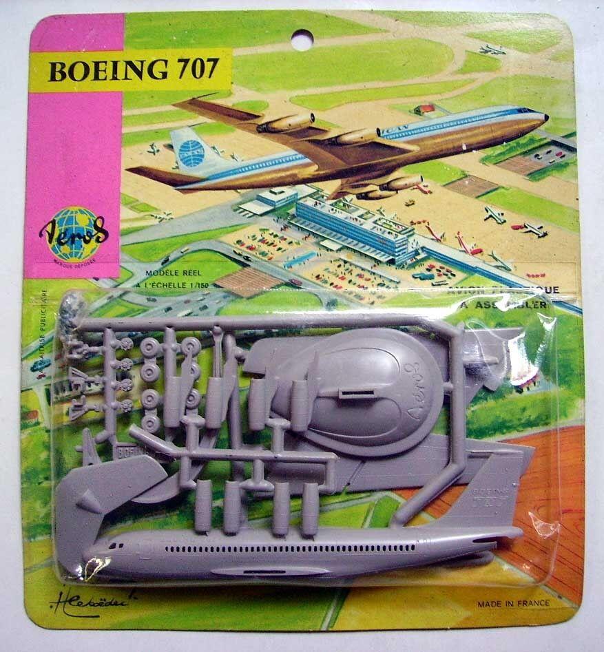 MAQUETTE neuve AEROS - 1 150 - BOEING 707