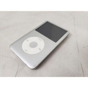 Apple Ipod Classic 7th Generation 160gb Silver Mp3 Video Player Ebay