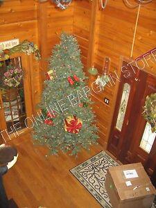 Frontgate Grandinroad Christmas Norwood 9.5' Tree Prelit $899 1100 lights color