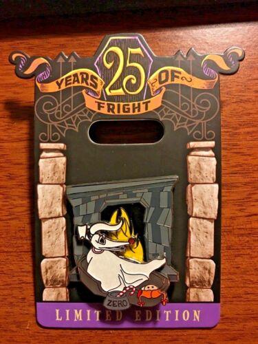 NBC Nightmare Before Christmas 25 Years of Fright ZERO Disney LE4000