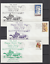 thumbnail 1 - 1972-76th-Annual-Cheyenne-Wyoming-Frontier-Days-covers-complete-set-of-6-VF