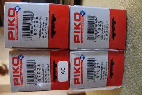 CFL  Piko 97026//97027//97028//97029   Sonderserie