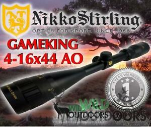 Nikko-Stirling-Rifle-Scope-Game-King-4-16x44AO-Half-Mil-Dot-Reticle