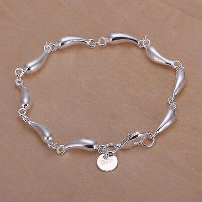 Damenarmband Kugel Schmuck 20cm mit Sterlingsilber Damen Armband pl DA1 Neu