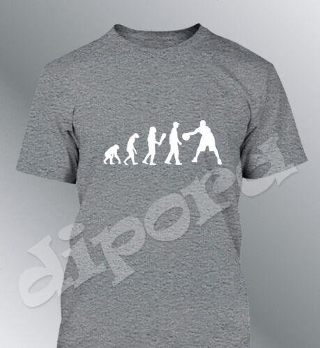 Tee shirt personnalise homme evolution BASKET L XL humour human sport basketball