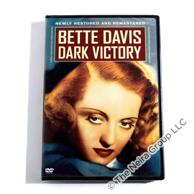 Dark Victory DVD New Bette Davis, Humphrey Bogart, George Brent, Ronald Reagan
