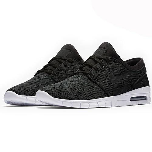 Nike SB Janoski Max in Black White - 631303-022