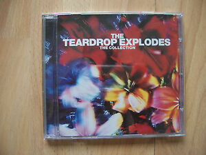 CD The Collection by Teardrop Explodes - Aldershot, Hampshire, United Kingdom - CD The Collection by Teardrop Explodes - Aldershot, Hampshire, United Kingdom