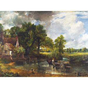 Constable-The-Hay-Wain-Landscape-Painting-Huge-Wall-Art-Poster-Print