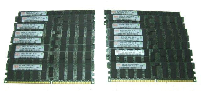64GB Hynix HP 487005-061 16 x 4GB 2Rx4 PC2-6400P HYMP151P72CP4-S5 DDR2 ECC RAM