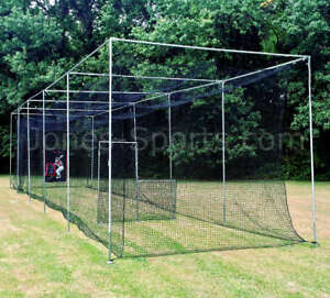 Merveilleux Image Is Loading Batting Cage Net Netting Backyard Baseball Practice Batting
