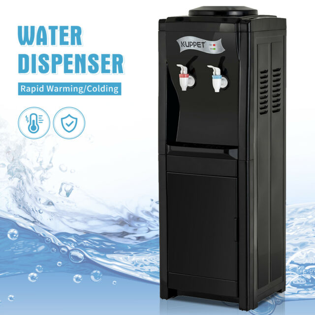 Top Loading 5 Gallon Water Cooler Dispenser Electric Hot and Cold Bottle Home