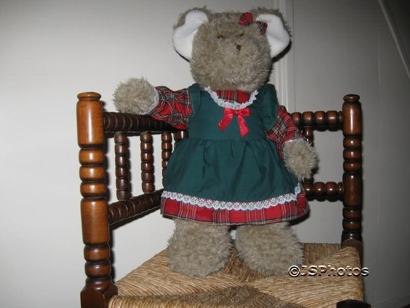 Sinn European Authentic Bear 48 cm Original Clothing