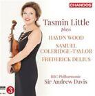 Tasmin Little Plays Haydn Wood, Samuel Coleridge-Taylor, Frederick Delius (CD, Oct-2015, Chandos)