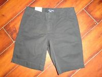 Women's Gap Hadley Black Shorts Size 1