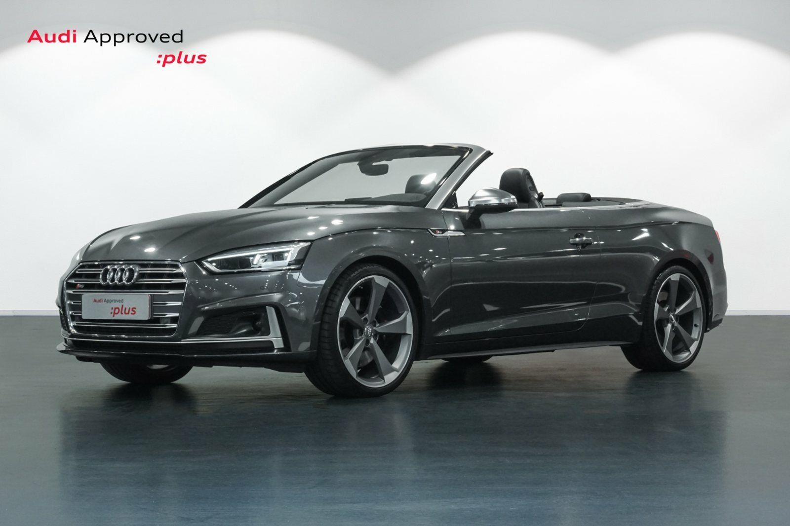 Audi S5 3,0 TFSi Cabriolet quattro Tiptr. 2d - 899.900 kr.