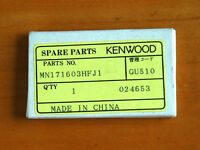 Kenwood Parts Mn171603hfj1 By Panasonic Microprocessor For Portable Cd's Dpc