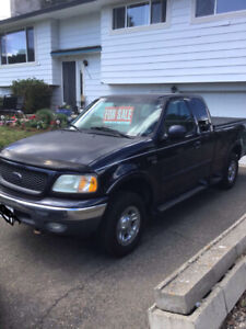 2000 Ford F-150 Lariat Ext cab pickup