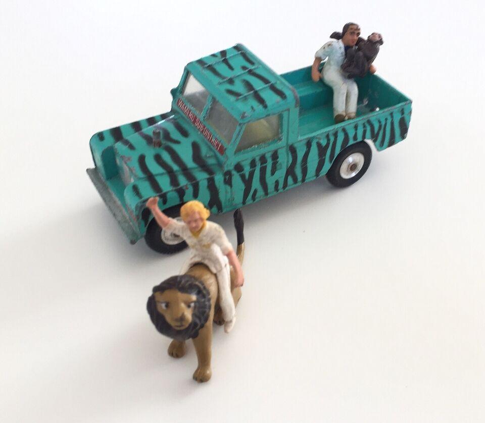 Modelbil, Corgi Toys Land Rover, Safari