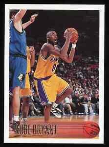 1996-97 Topps Kobe Bryant #138 Rookie Card Rc Los Angeles Lakers HOF