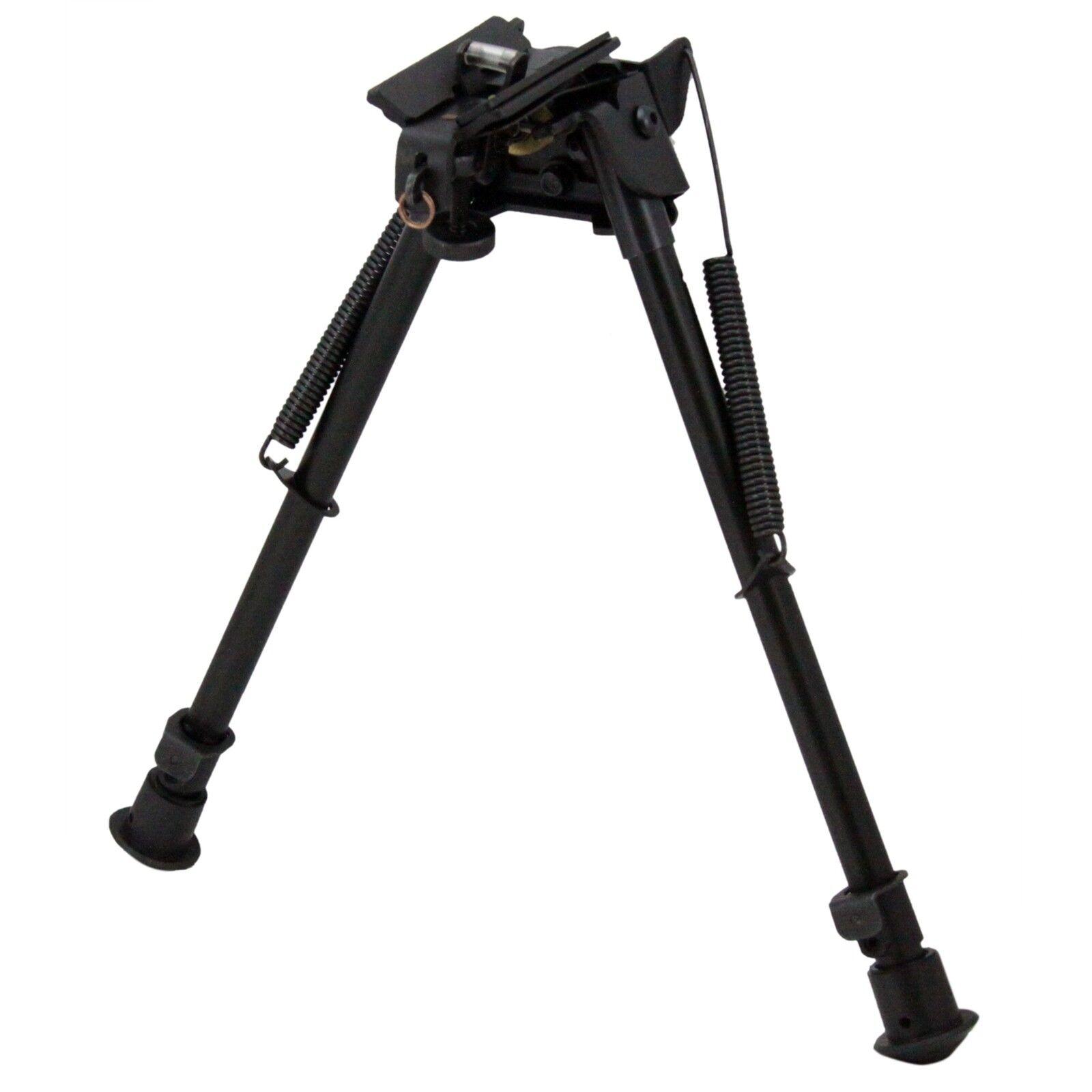 CCOP USA 13  Swivel Tilts Mount Harris Style Bipod Spring Return Legs BP-29AL