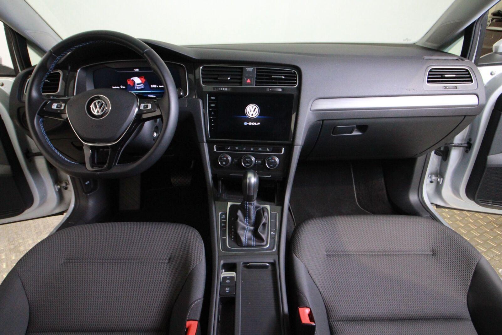 VW e-Golf VII 2019