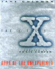 """X-files"" Book of the Unexplained: Vol 2, Jane Goldman 