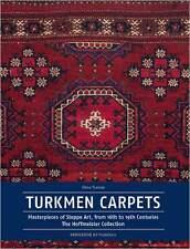 Fachbuch Turkmen Carpets, Teppiche aus Turkmenistan, Sammlung Hoffmeister, NEU