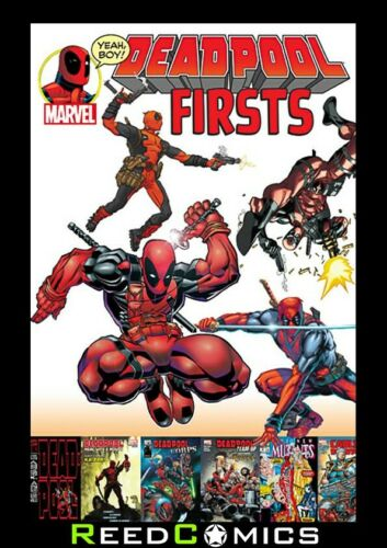 New Paperback Collects His Number #1/'s DEADPOOL FIRSTS GRAPHIC NOVEL 320 Pages