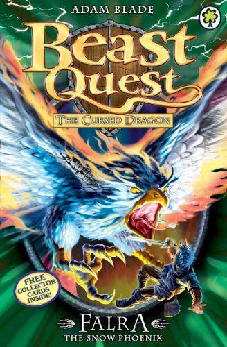 1 of 1 - Falra the Snow Phoenix: Series 14 Book 4 (Beast Quest),Adam Blade