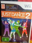 Just Dance 2 Nintendo Wii Ubisoft Rhianna Avril Lavigne The Jackson 5
