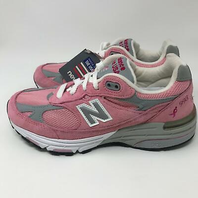 Pink Ribbon Running Shoe Size