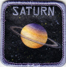 """/""""ECLIPSE/""""  Iron On Patch Astronomy Earth"""