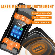 2 In 1 Laser Distance Meter Steel Wire Finder Wall Detector Accurate Measurement