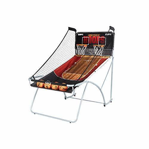 Conjunto de Juego De Baloncesto EZ Pliegue interior con borde de acero durable 12  Diverdeido Fácil de Usar