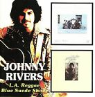 L.A. Reggae/Blue Suede Shoes [Slipcase] by Johnny Rivers (Pop) (CD, Aug-2007, Beat Goes On)
