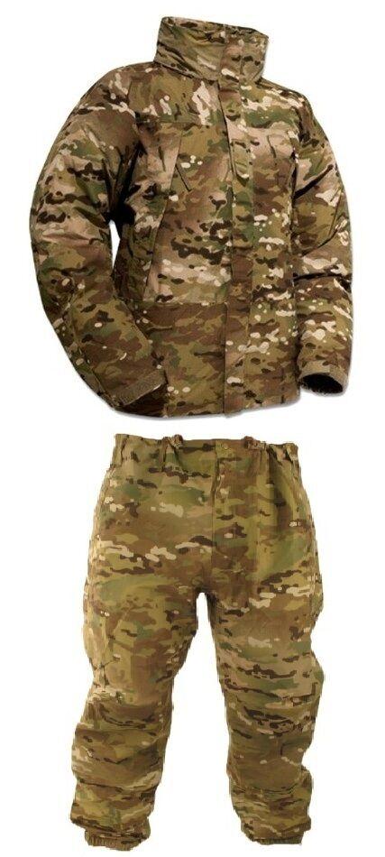 Us Army Ocp Mimetici Level Vi Leggera Goretex Protezione Umidità