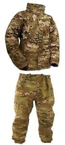 US-Army-OCP-Multicam-Level-VI-Lightweight-Goretex-LWH-Suit-Jacket-Pants-Medium