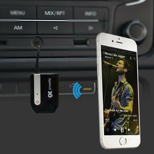A2DP Stereo Quality Audio Wireless Bluetooth Receiver By Proxelle Instantly