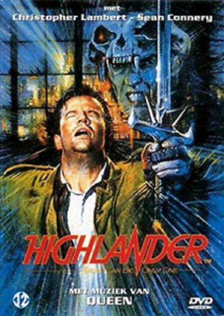 Highlander -  DVD NEW