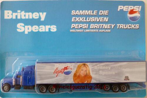 Pepsi Britney Spears Frightliner Minitruck Biertruck Brauereitruck
