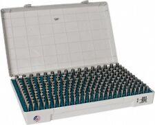 Meyer Gage 0251 To 05 Class Z Plus Plug Amp Pin Gage Set