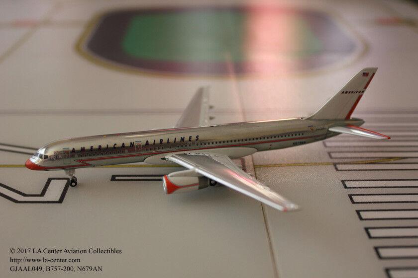 Gemini jets amerikanische boeing 757-200 in astrojet farbe ein diecast modell 1 400